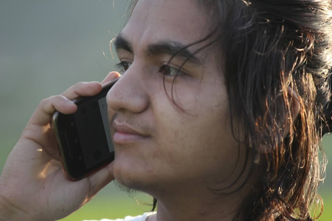 Jeevan Dhakal - And I was unknown about the pic - Kritipur, Kathmandu