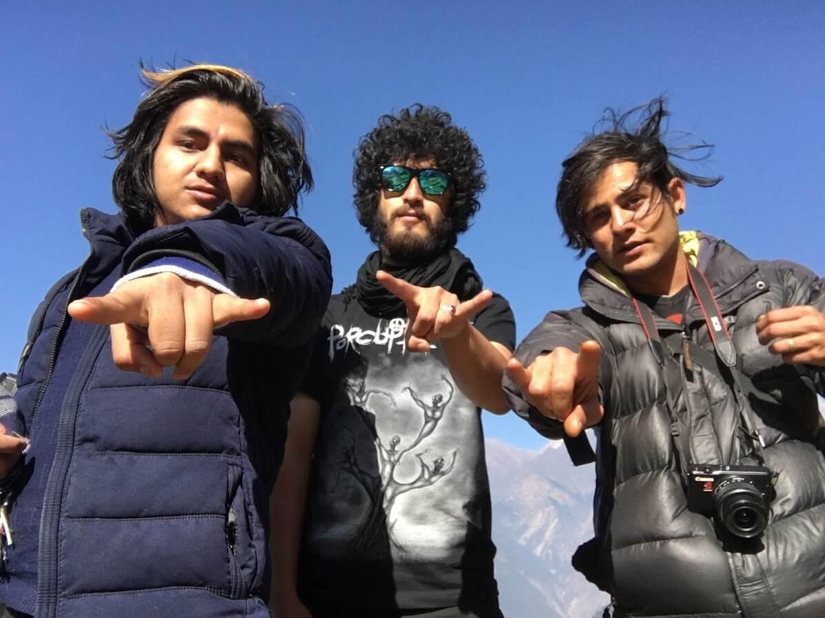 Jeevan Dhakal - Rock & Roll - Amayangri, Nepal