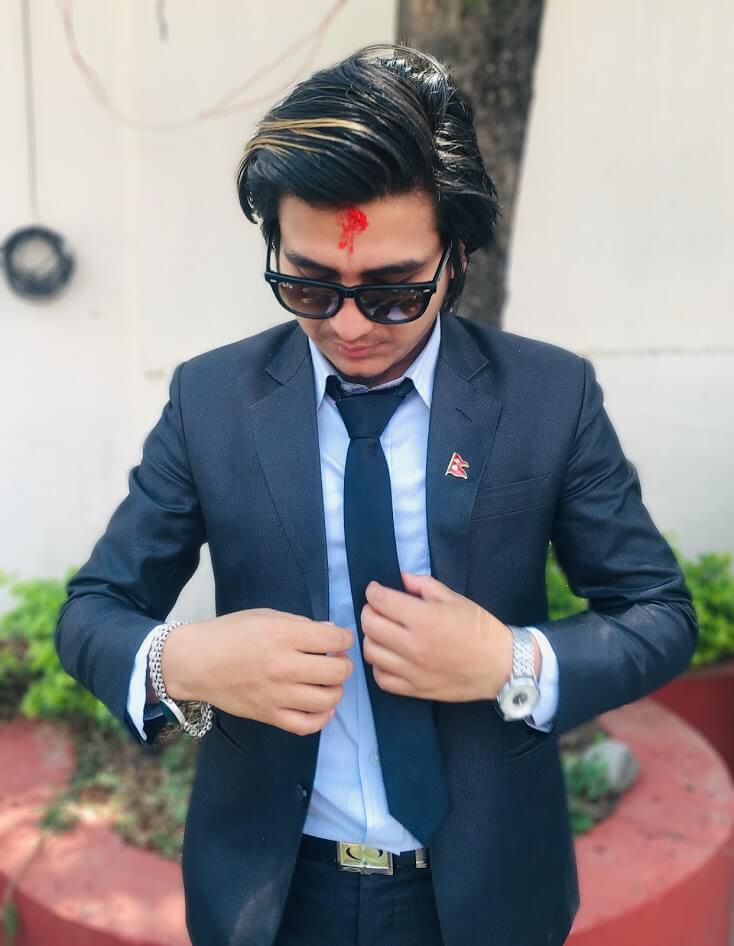 Jeevan Dhakal - And I love candid shots - Kathmandu