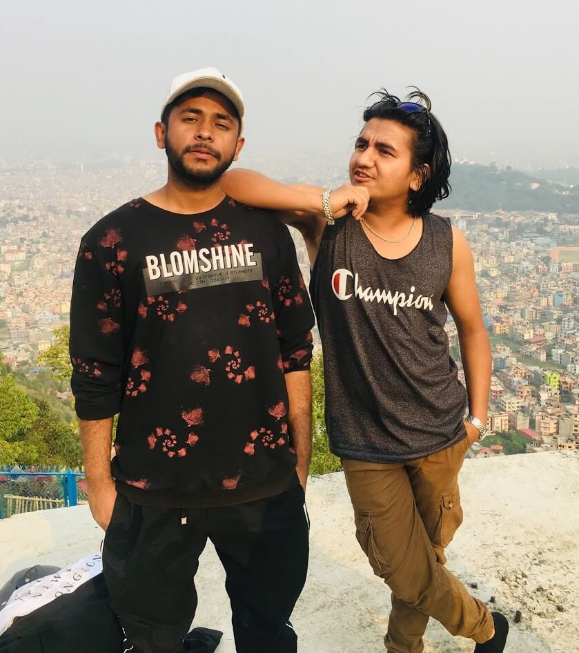 Jeevan Dhakal - One of the finest rappers of Nepal - UNIQ POET