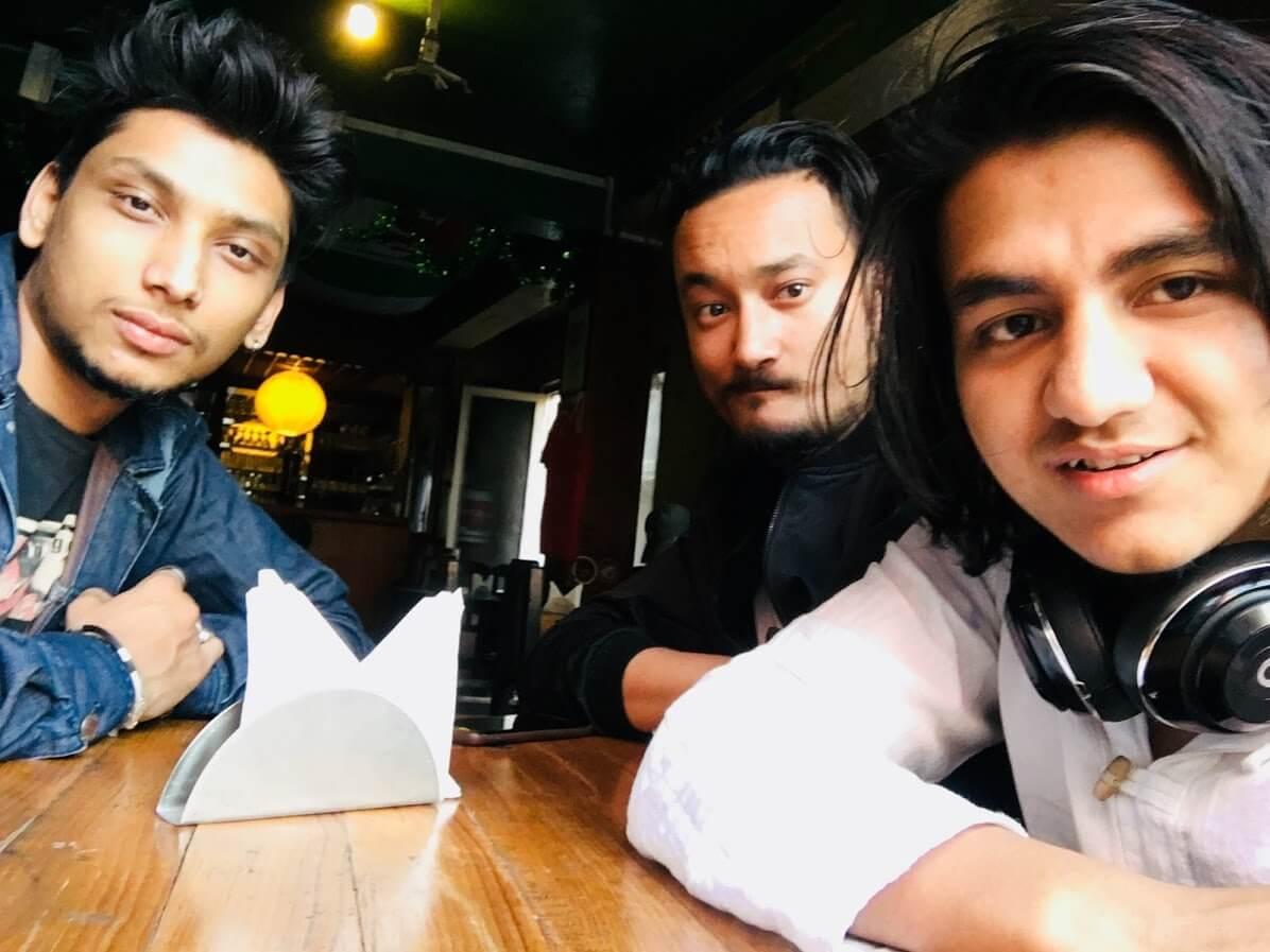 Jeevan Dhakal - Wadup peopple? - Thamel, Kathmandu
