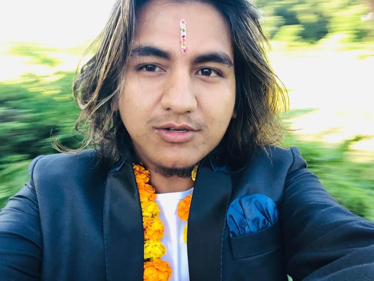 Jeevan Dhakal - Selfies are always good