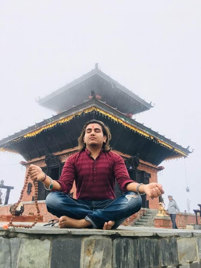 Jeevan Dhakal - Chandragiri, Kathmandu