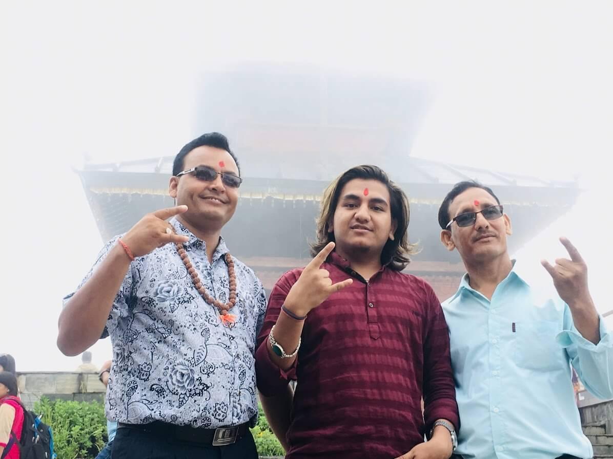 Jeevan Dhakal - Rock & roll everywhere - Chandragiri, Kathmandu