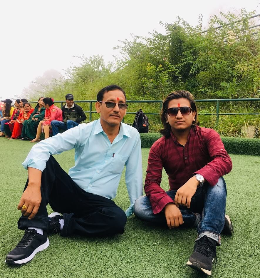 Jeevan Dhakal - The best person of my life