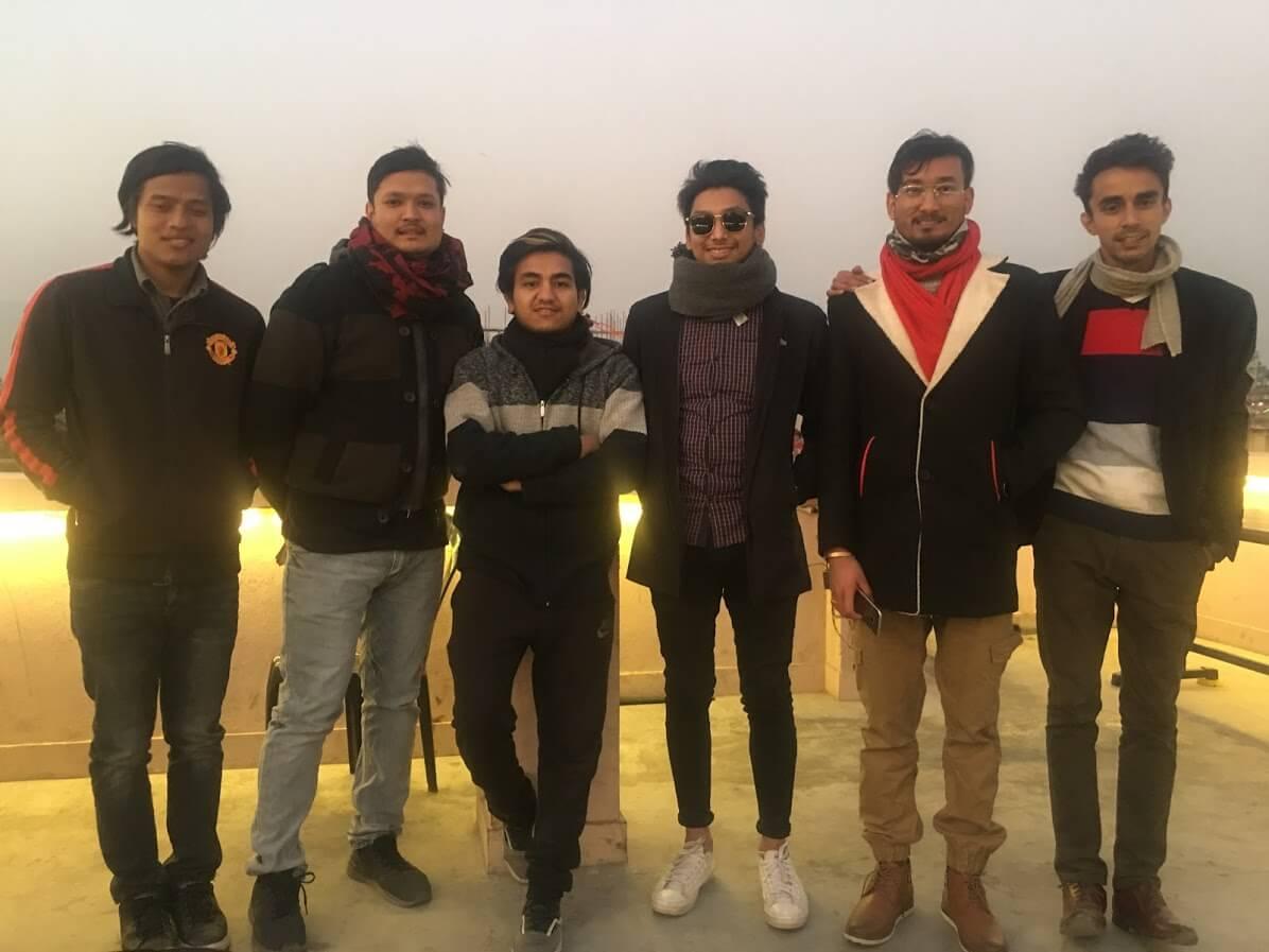 Jeevan Dhakal - My Boys - Basantapur, Kathmandu
