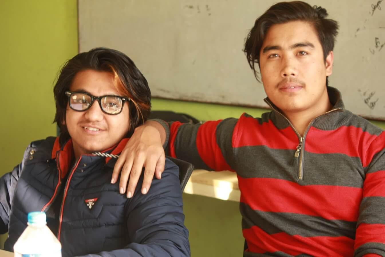 Jeevan Dhakal - Time flies - OFFICE